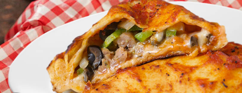 Three Way Calzone